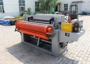 Full Automatic Galvanized Wire Mesh Roll Welding Machine 80-100 Times / Min For Mesh Fence